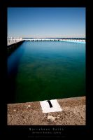 Lane No 1, Narrabeen Baths by MattLauder