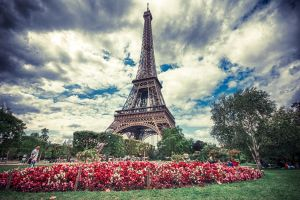 Eiffel Tour by hereyesmydreams