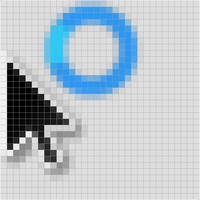 Windows 8 Black Cursor (Metro) by Jrexxx