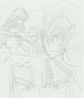 Anime MLP scetch (idea 1) by fillyfeill