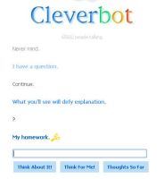 You're not alone cleverbot. by Heyrandomppl