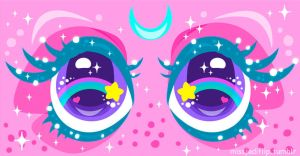 Starry Eyed by MissJediflip