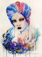 Diva by PixieCold
