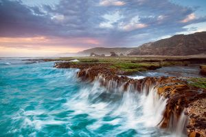 Portsea Back Beach by alexwise