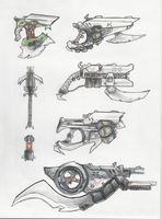 Halo - Brute Weapons 5 by ninboy01
