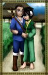 Me And Toph By felinaedeath by MASRMiller