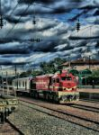 HDR Train by trmustapha