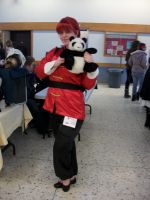 Girl Ranma Cosplay - TC by moviefan6896