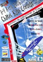 noux - Chatel Kite Contest by xnoux