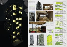 Architecture Competition 2-2 by AleFeanor