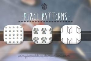 Pixel Patterns by Inmyparadise