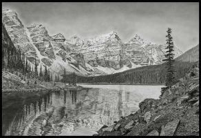 Moraine Lake by Brendan65