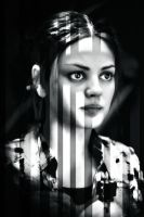 Mila Kunis by K4SO