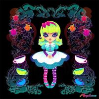 Acid Alice by marywinkler