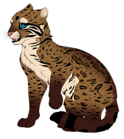 feline adoptable auction GONE by Searii