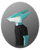 Sergal by 88angryoctopus88
