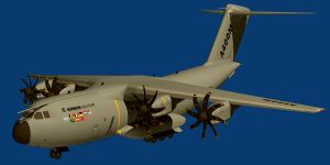 AIRBUS A400M. by Emigepa