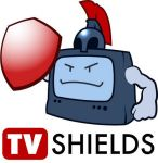 TV Shields logo by MichaelMayne