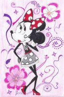 Minnie Mouse by CamiGDrocker