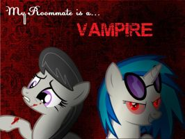 My Roommate is a Vampire by CruelSeptember