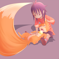 FOX-TAN belly rub by phation