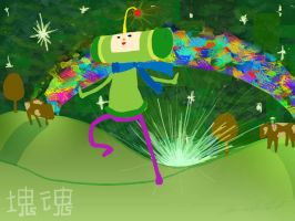 katamari by yamslayer