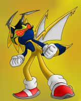 Wasp Sonic by Sweecrue