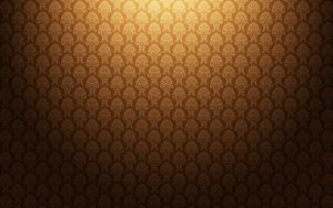 Golden Vintage Wallpaper by EddLi