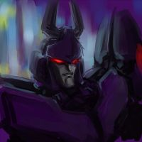 TFA Cyclonus by MamonnA