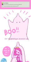 ~Question#5 Boo!~ by Ask-YoungBubblegum