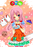 Candy Sweets Contest by Tukuma
