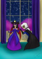 May I have this dance? AT by GhostCrabDelight