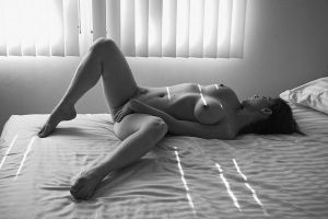 Kym, Bedroom Nudes, 567 by photoscot