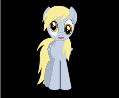 Derpy Hooves by animegx43