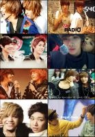 MBLAQ Joomi Couple Collage Wallpaper by ShineeWorld58