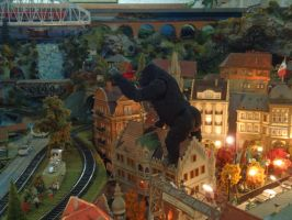 KING KONG on the Valley by Krulos