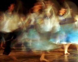 Dance Abstract by dmack