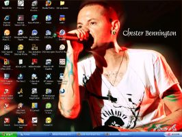 My current desktop by linkinparkfan4ever