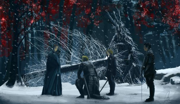 The Oathkeeper - Game of Thrones by Armaan8014