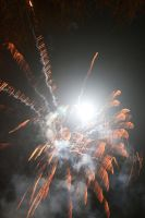 Fireworks Stock 25 by Malleni-Stock
