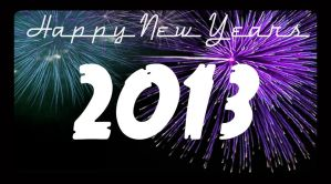 Happy New Years 2013 by YorbenBoy1993