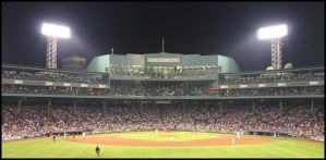 Fenway Park by seasons