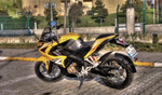 Pulsar RS  200 by evrengunturkun