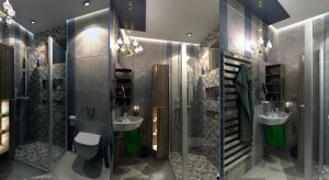 Bathroom for guest by 1zmim