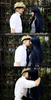 NaruHina - You and Me by Naru-kawaii-chan