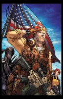 GiJOe TPB 15 Cover by Jonboy007007