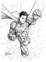 Superman2014 by jamesq