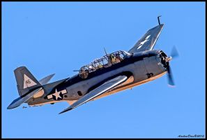 Avenger TBM-3 by AirshowDave