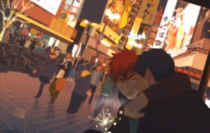 Happy New Year, Daiki! by Aldariia