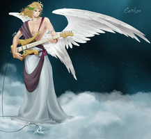 Archangel of Rock by Meedup